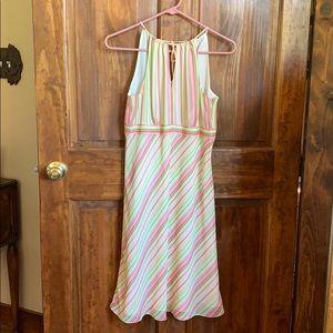 Ann Taylor Halter Style Poolside/Cocktail Dress 8P